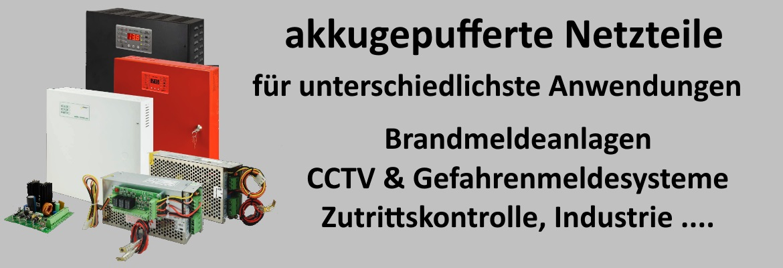 Banner Netzteile