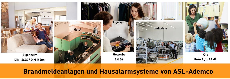 Banner-Brandsysteme