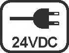 Spannungsversorgung 24 V DC