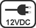 Spannung-12VDC